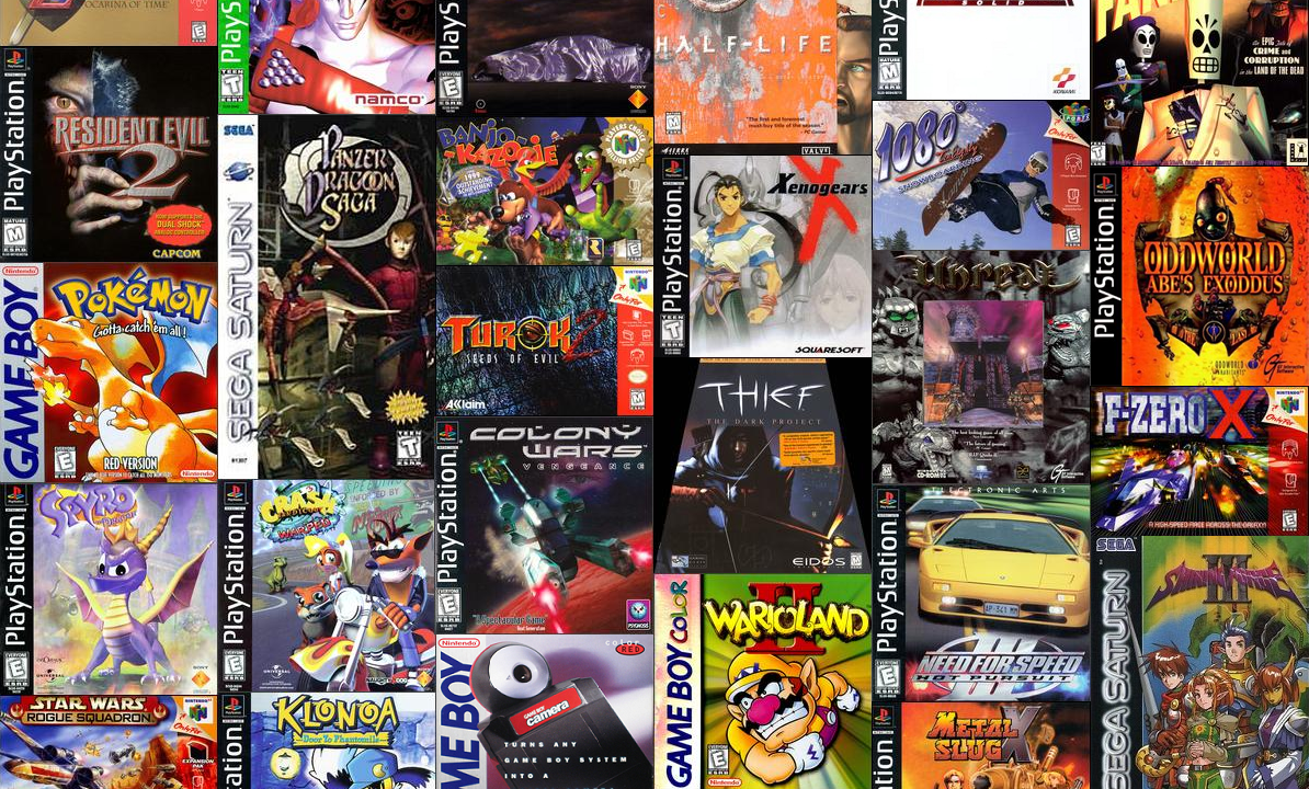 15 år gamla speltidningar