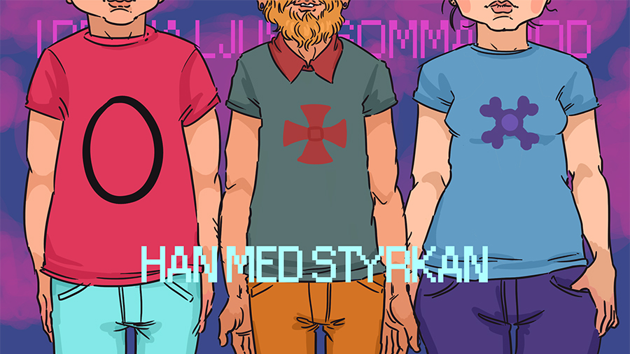 Luddes Sommarpod: Han med styrkan