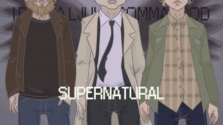 Peters Sommarpod: Supernatural