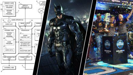 Nintendos konsolpatent, Batmans PC-patch och Fnatics majortitlar