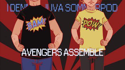 Linus Sommarpod: Avengers Assemble