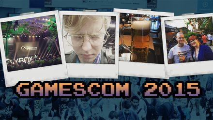 Svamppod Special: Gamescom 2015