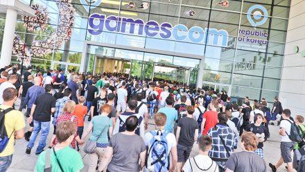 Gamescom: Dag 1
