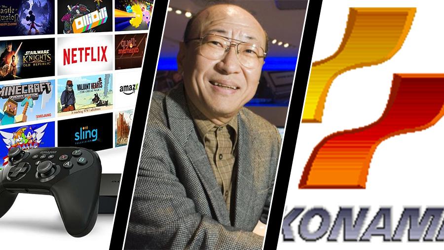 Ny Fire TV, ny Nintendo-VD och (nästan) inget mer Konami-AAA