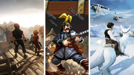 Tre snabba: Brothers, Toy Soldiers och Disney Infinity 3.0
