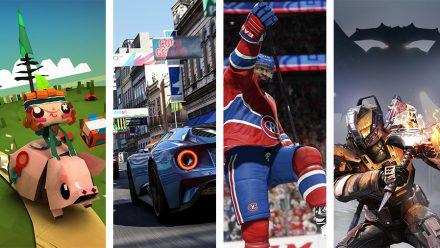 Avsnitt 123: Tearaway Unfolded, Forza Motorsport 6, NHL 16 och Destiny: The Taken King
