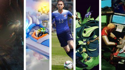 Avsnitt 124: SOMA, Skylanders Superchargers, FIFA 16, Shovel Knight: Plauge of Shadows och Else Heart.Break()