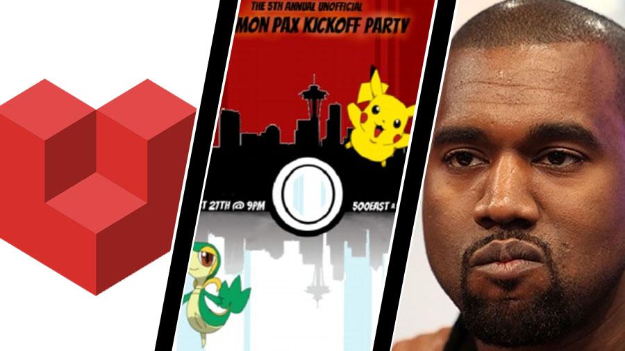 Spelhjälpen, Pokémon-stämning och Kanyes ilska