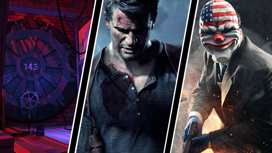 Unchartedförvirring, mikrotransaktioner och nya, spännande spel