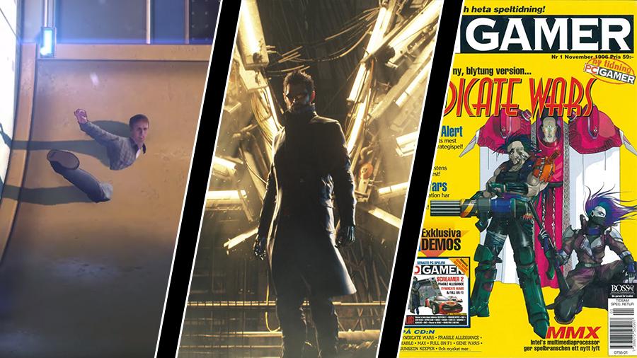 Trasigt Tony Hawk, kritiserade förhandsbokningar och PC Gamers nedläggning