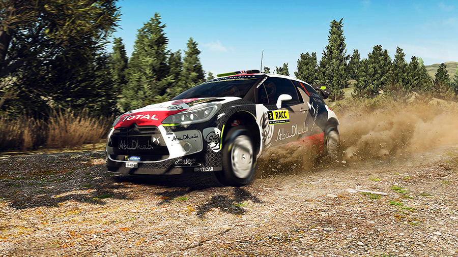 WRC 5: Fia World Rally Championship (PS4)