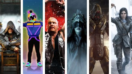 Avsnitt 130: Assassins Creed Syndicate, Just Dance 2016, WWE 16, Project Zero: Maiden of the Blackwater, Call of Duty: Black Ops 3 & Rise of the Tomb Raider