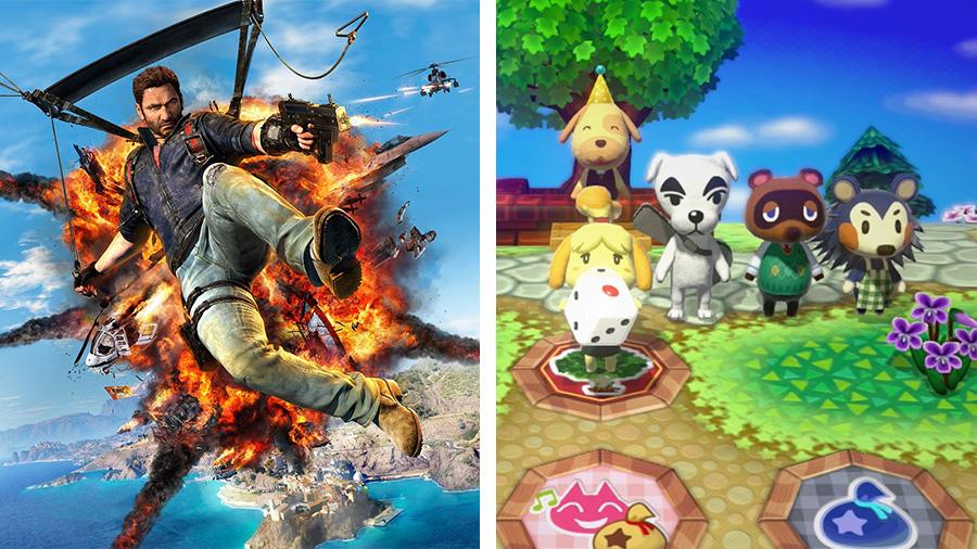 Avsnitt 133: Just Cause 3 och Animal Crossing: Amiibo Festival