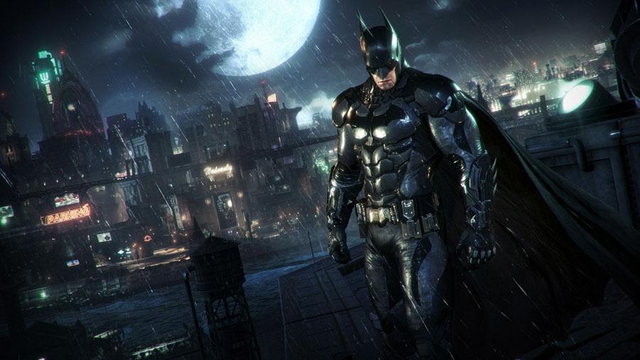 Batman har förstört mina slagsmål
