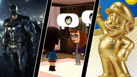 Batmanreturer, Nintendos första mobilspel och Amiiboförsäljning