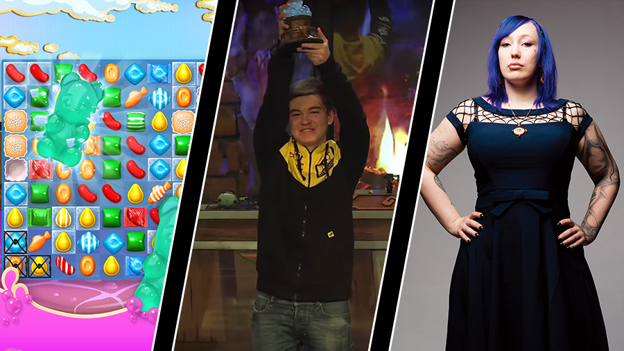 Activision köper King, svensk Hearthstonemästare och Gamergatefilm
