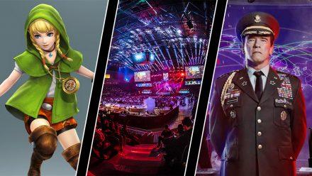 Vecka 47: Kvinnlig Link, MTG:s Dreamhack-köp och mobil Schwarzenegger