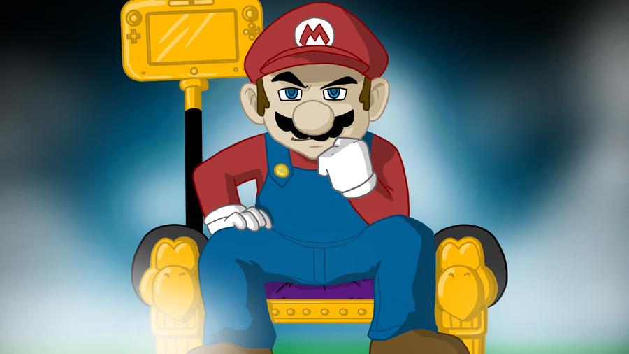 Allt ni gör kan Nintendo göra bättre