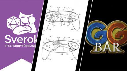 Vecka 51: Sveroks antirasism, Nintendos kontrollpatent och Sveriges första(?) gamingbar