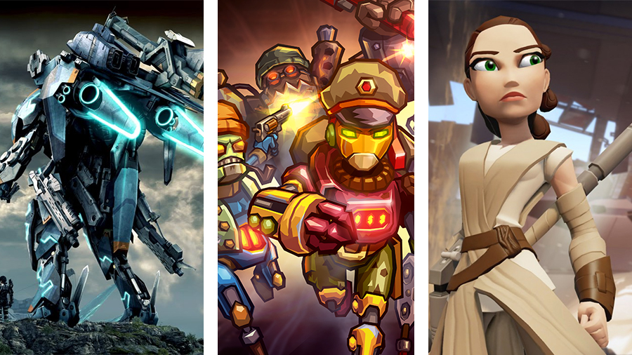 Avsnitt 136: Xenoblade Chronicles X, Steamworld Heist och The Force Awakens