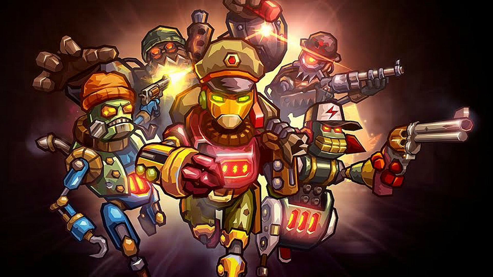 SteamWorld Heist (3DS)