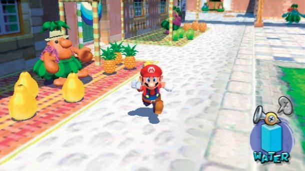 Miyamoto jobbar med mario sonic at the olympics