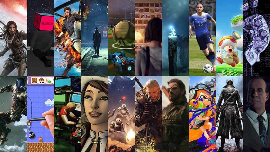Vilket spel är ert GOTY 2015?