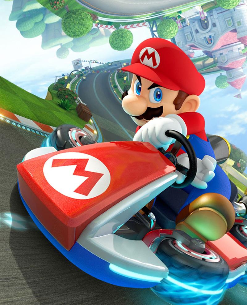 Mario Kart 8 - Folkets val 2014