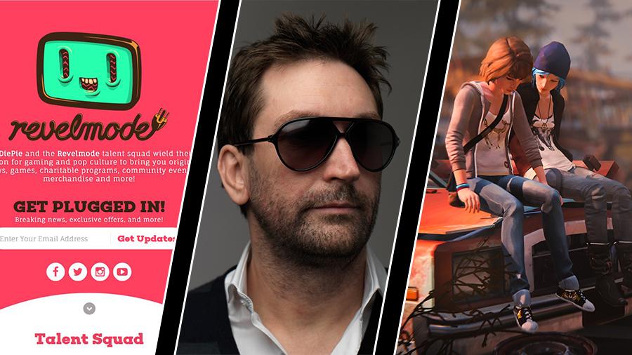 Vecka 3: Pewdiepies nya nätverk, Rockstarchef slutar och Life is Strange mot mobbning