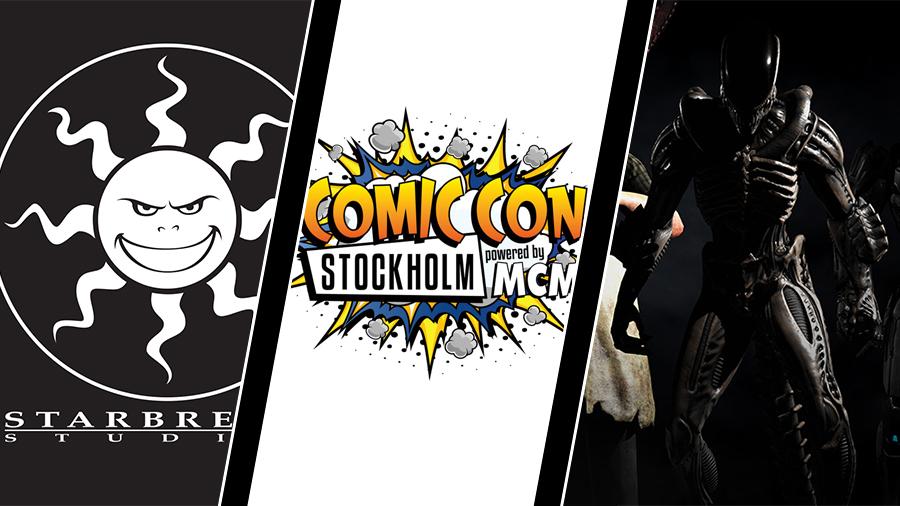 """Vecka 4: Starbreeze i miljonaffär, Comic Con flyttar """"hem"""" och Warners pc-spelardiss"""