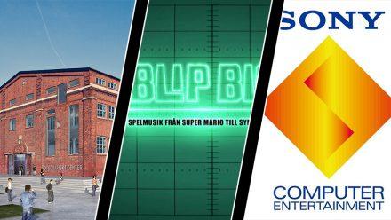 Vecka 5: Spel på fotografiskt center, SVT:s spelkväll och Sonys omorganisation