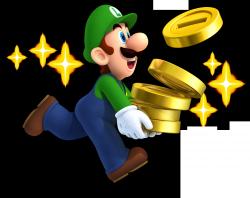 Håll i slantarna, Luigi!