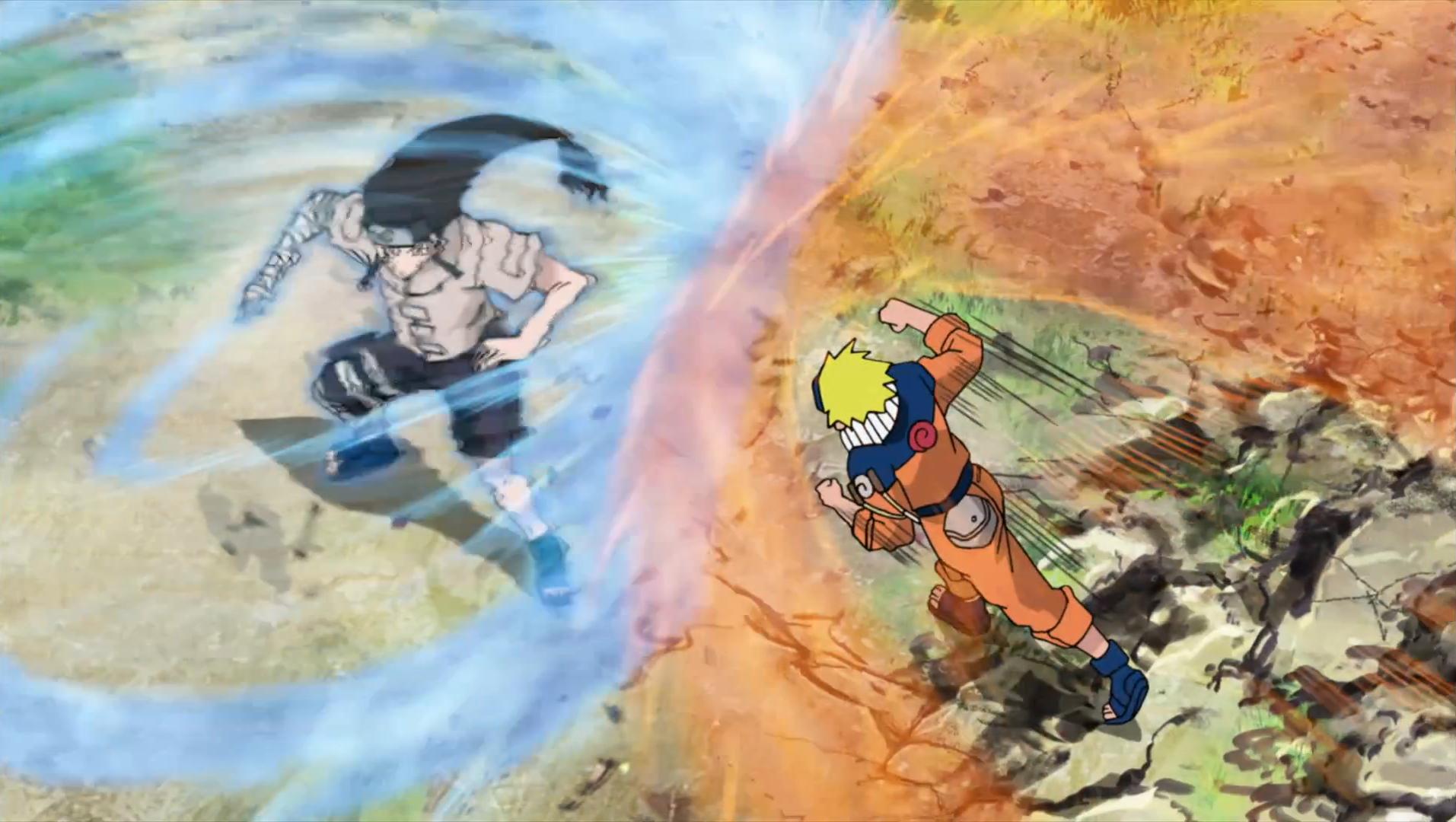 De 5 mest minnesvärda striderna i Naruto