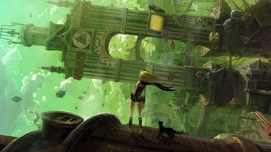 Gravity Rush: Remastered (PS4)