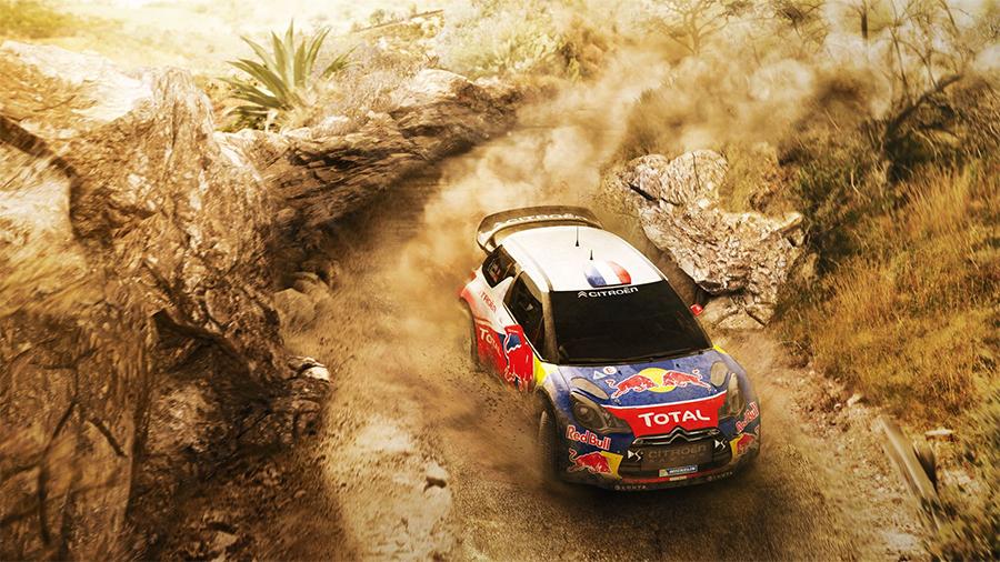 Sébastien Loeb Rally Evo (PS4)