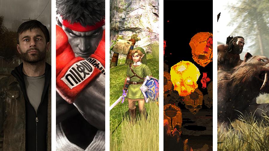 Avsnitt 144: Heavy Rain, Street Fighter V, The Legend Of Zelda: Twilight Princess HD, Devil Daggers och Far Cry Primal