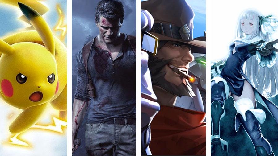 Avsnitt 145: Pokkén Tournament, Uncharted 4-beta, Overwatch-beta, Bravely Second och Backargäst