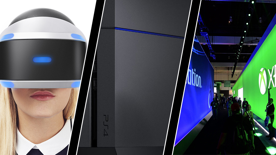 Vecka 12: Playstation VR, cross play och Playstation 4.5