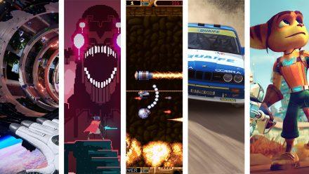 Avsnitt 150: Dark Souls 3, Adr1ft, Hyper Light Drifter, 1993 Space Machine, DiRT Rally och Ratchet & Clank