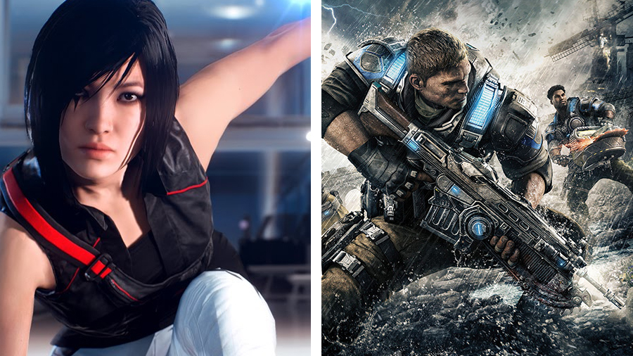 Avsnitt 152: Mirrors Edge Catalyst (beta) och Gears Of War 4 (beta)