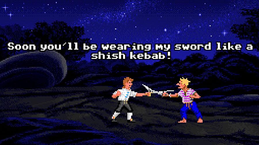 LucasArts fem bästa äventyrsspel