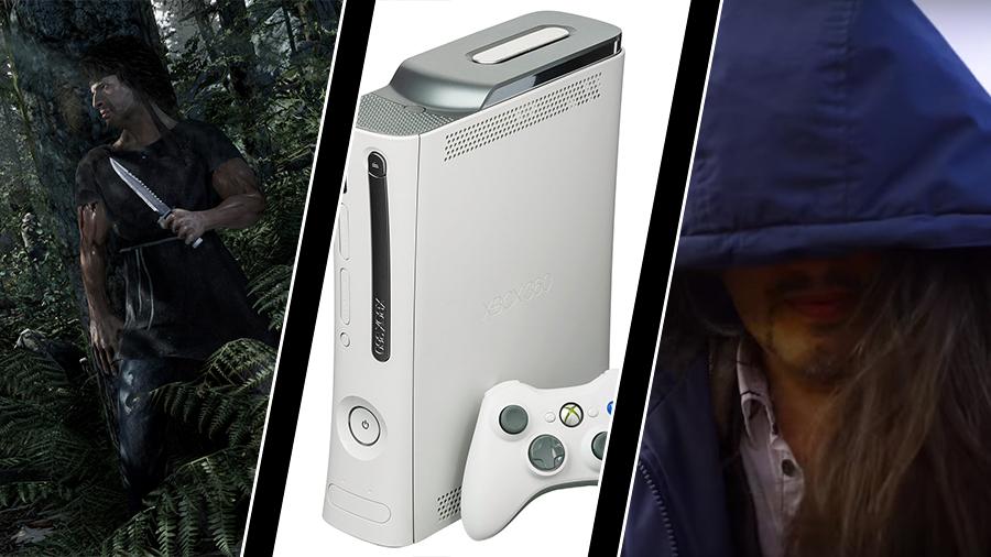 Vecka 17: Xbox 360-pension, Rambo-DLC och Romeros nya spel