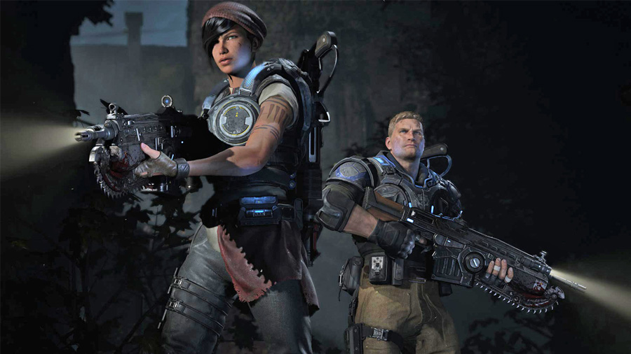 Gears of War 4 (beta)