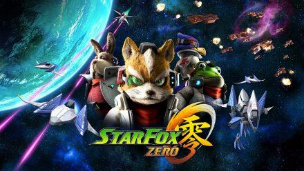 Fem intryck av Star Fox Zero