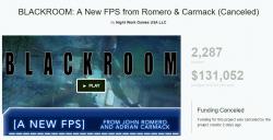 Blackroom - inte längre på Kickstarter.