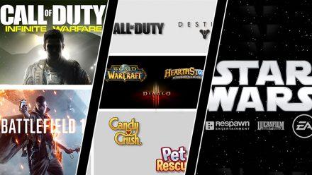 Vecka 19: Call of Duty vs Battlefield, Activisions siffror och Respawns Star Wars-spel