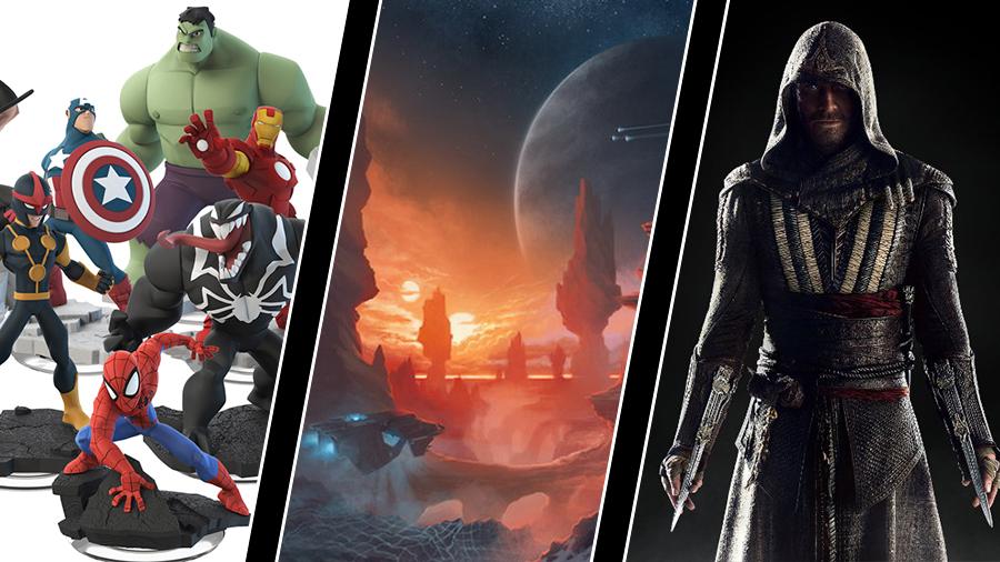 Vecka 20: Disney slutar med Inifinty, Paradox försvarar recensent och Assassin's Creed-filmens trailer