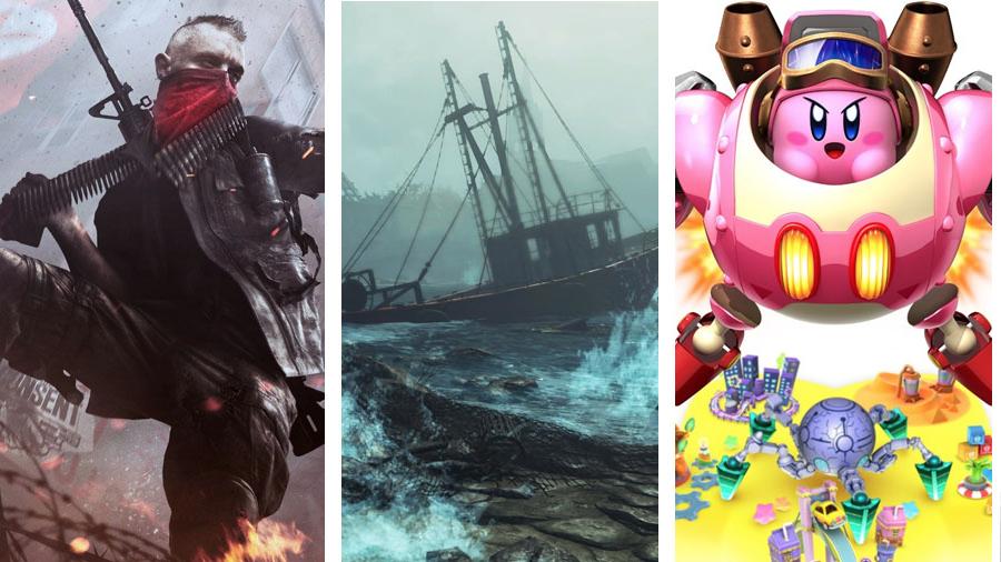 Avsnitt 156: Homefront: The Revolution, Far Harbor och Kirby Planet Robobot