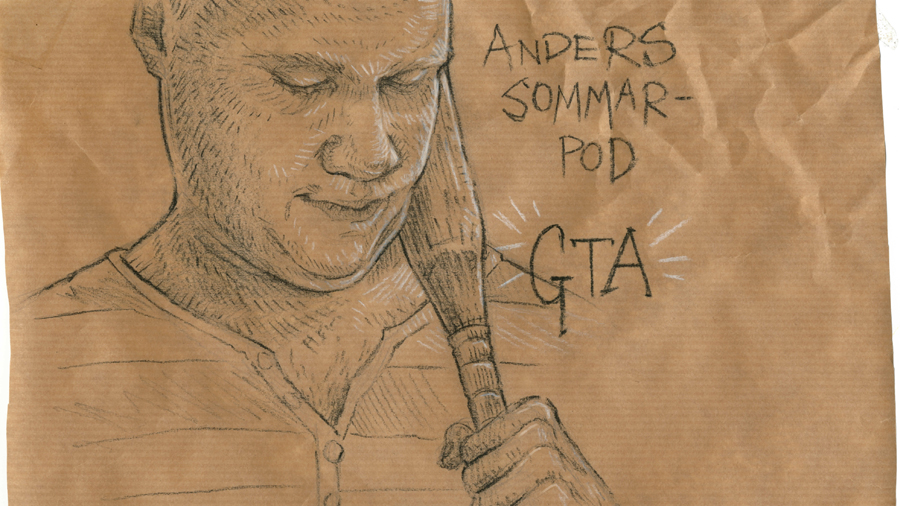 Anders Sommarpod: Grand Theft Auto