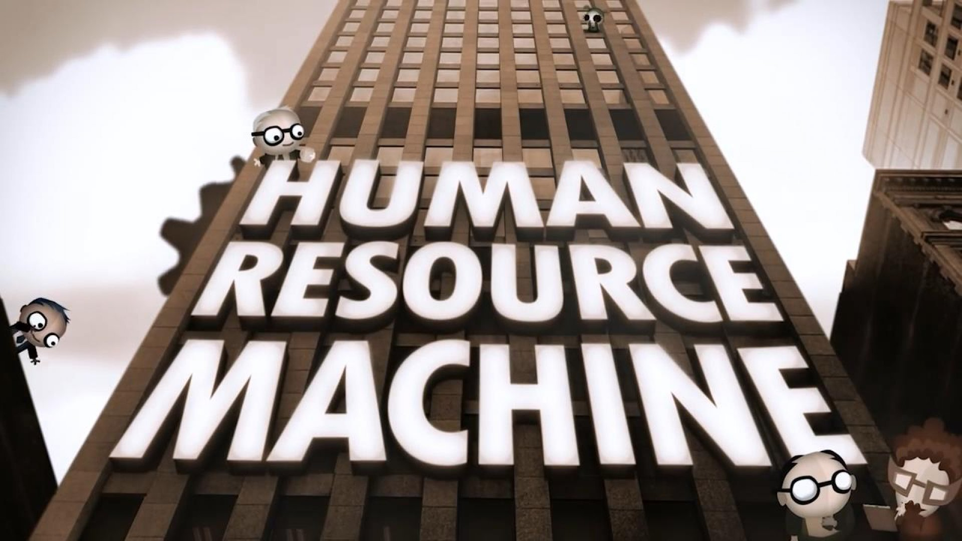 Human Resource Machine (iOS)